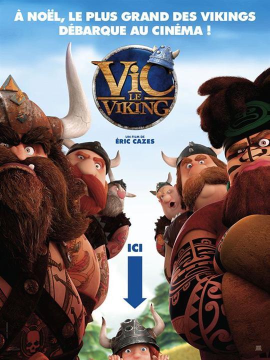 VIC LE VIKING, LE FILM
