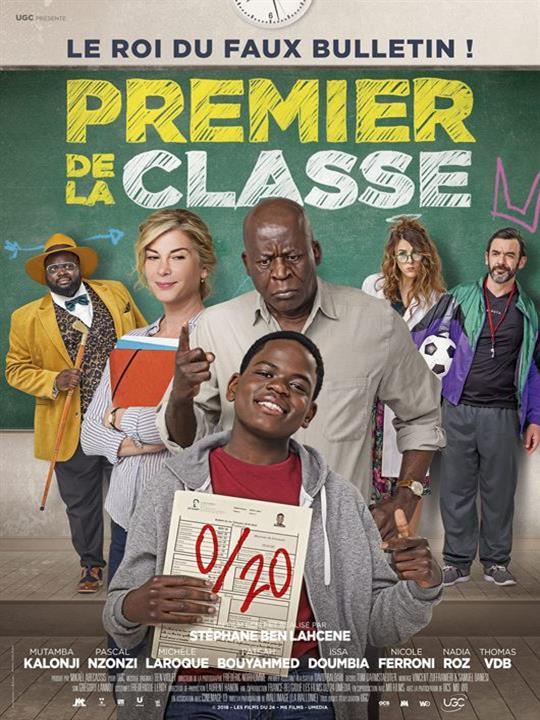 PREMIER DE LA CLASSE