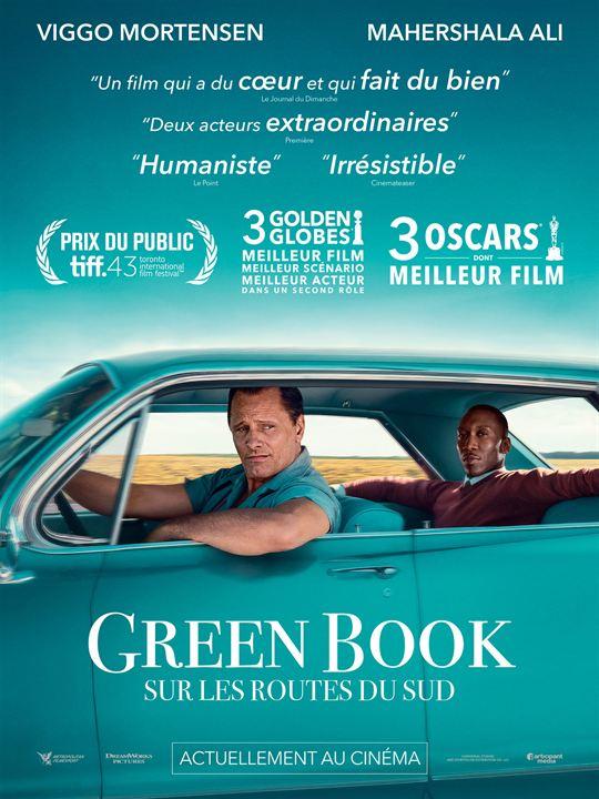GREEN BOOK SUR LES ROUTES DU SUD
