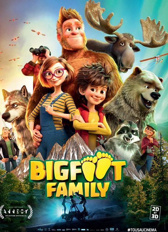 BIG FOOT FAMILY
