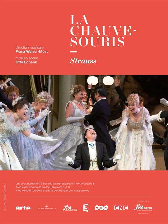 LA CHAUVE-SOURIS DE JOHANN STRAUSS